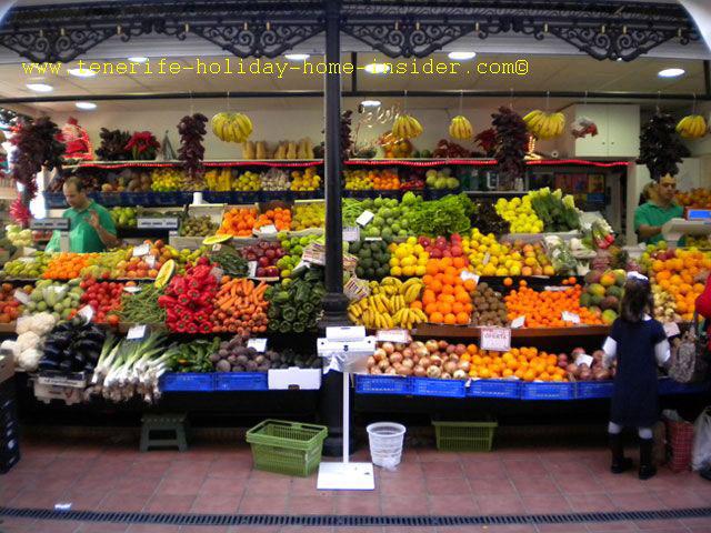 tenerife african market mercado n s de africa a top attraction