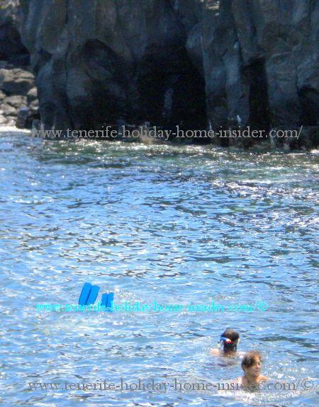 Puerto de la Cruz snorkeling