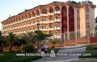 Puerto Palace Hotel Puerto de la Cruz Tenerife