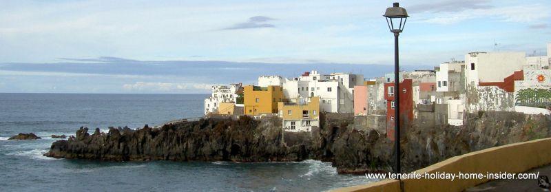 Punta Brava Maria Jimenez Puerto de la Cruz.
