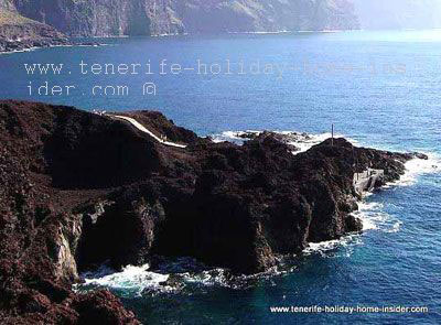 Punta de Teno by Buenavista del Norte Tenerife