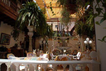 Restaurant La Casona of Tenerife Puerto de la Cruz