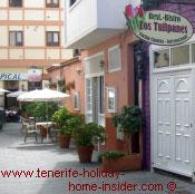Restaurant Los Tulipanes Puerto de la Cruz Tenerife