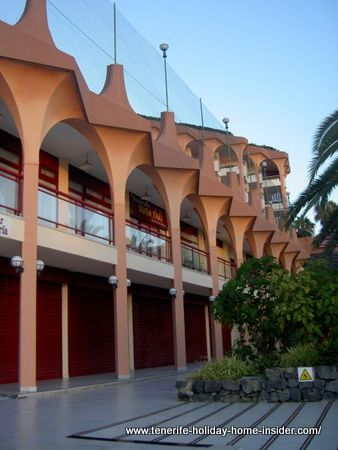 Restaurant Ruen Thai Puerto Palace Hotel
