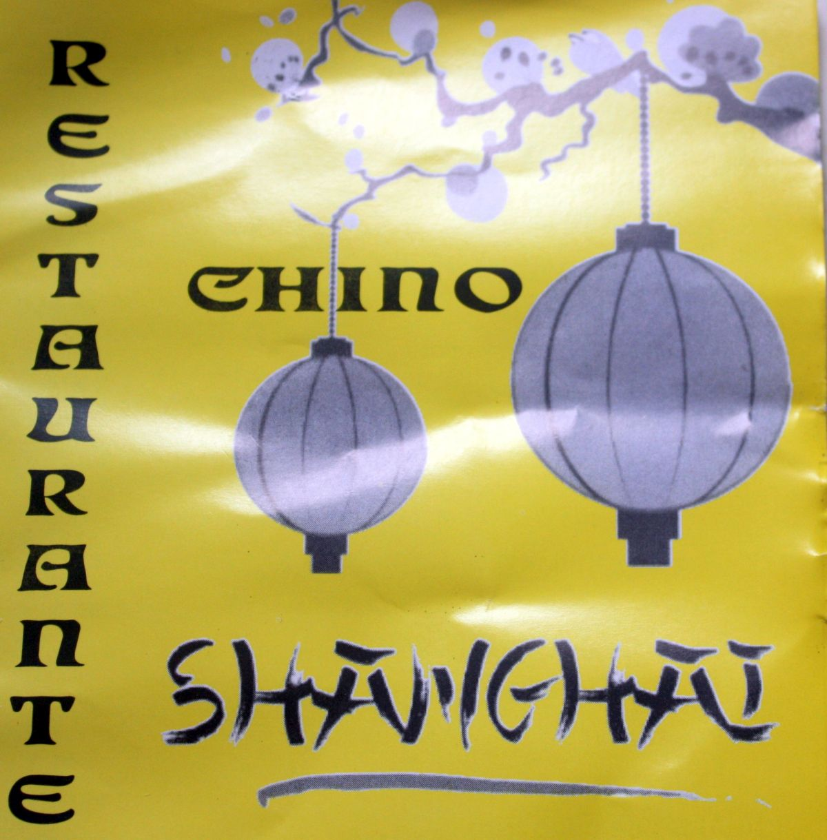 Restaurante Chino Shanghai of Realejos.