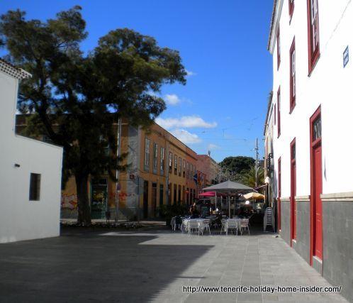 Restaurante el Mirador de la Noria Tenerife which is now Restaurant Tasca Delicieux.