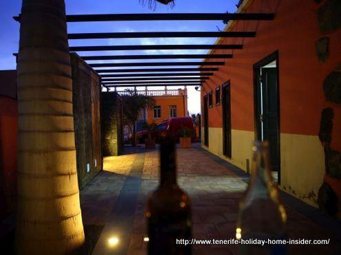 Restaurante el Patio also known as del patio de Tita.