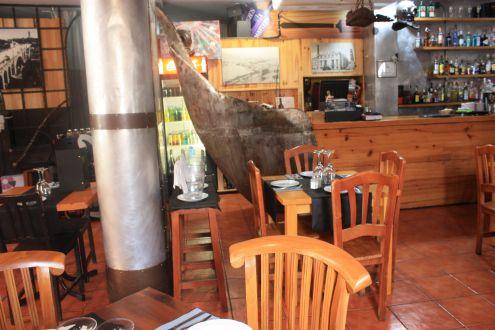 Restaurante El Tenedor on Corner Calzada Noria and La Noria.