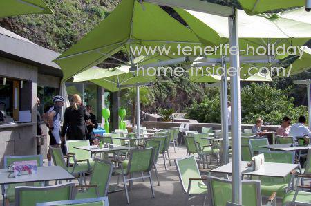 Restaurante Humboldt by Cuesta de la Villa Tenerife