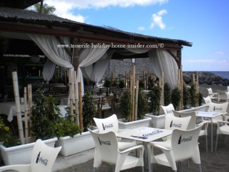 Restaurante La Abadia outside Maritime Park Santa Cruz