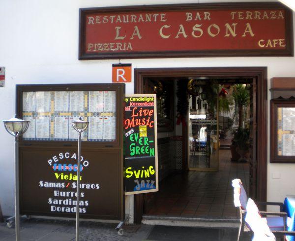 Restaurante La Casona Life Jazz