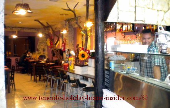Restaurante Pomodoro Basilico Toscal Longuera