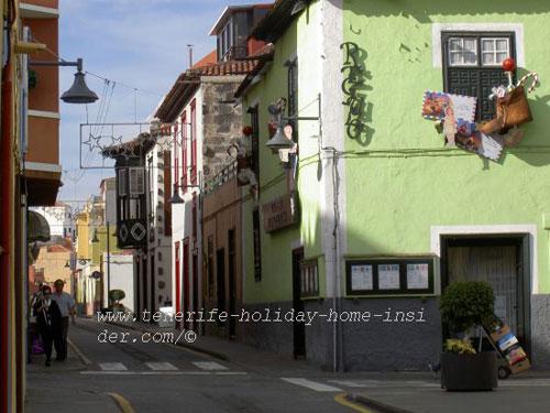 Restaurante Regulo village scene