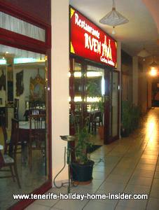 Restaurante Ruen Thai Cosina Asiatica Puerto de la Cruz