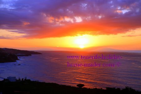 Romantic Tenerife Westcoast by Puerto de la Cruz