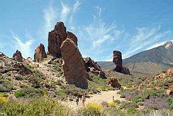 Roques Garcia Canadas del Teide