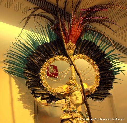 Royal Tiara for 2014 Queen Armanda Perdoma Sanjuan by Daniel Pages.