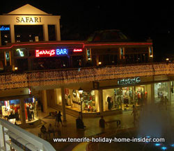 Safari Center Costa Adeje Arona Tenerife holiday shopping