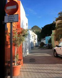 San Andres Tenerife by beach Las Gaviotas.
