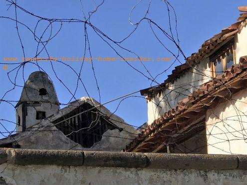 San Juan de la Rambla traditional architecture details of Casa Delgado Oramas