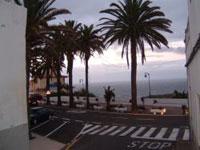San Juan Rambla promenade Tenerife