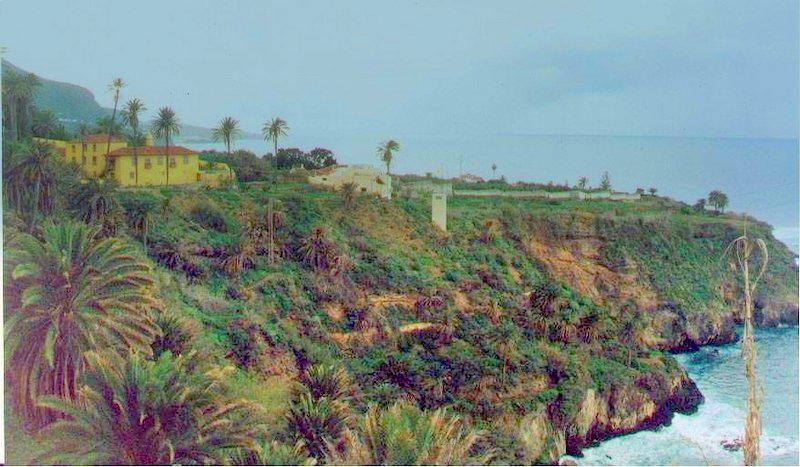 San Pedro protected Spaces with La Casona
