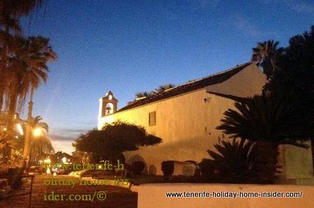 San Telmo chapel Puerto Cruz