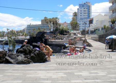 San Telmo Puerto de la Cruz with hotels