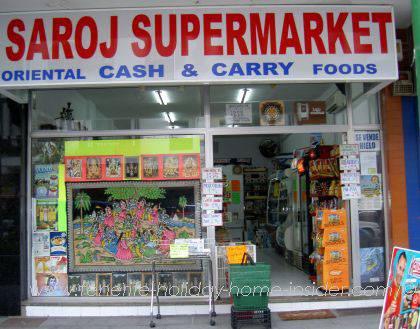 Saroj Supermarket Asian shop Puerto de la Cruz