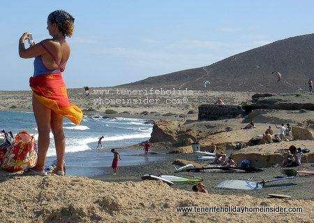 Seabreeze El Medano Tenerife Canary Islands Spain