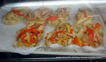 Seafood chacas