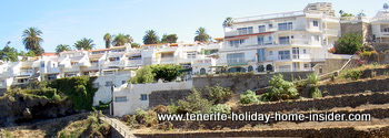 Self catering Tenerife apartments La Romantica-2 off Puerto de la Cruz