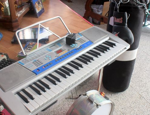Shenkong SK 530 organ 2nd hand going for a song