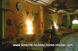 Sixties Bar of Tenerife Canary Islands Spain