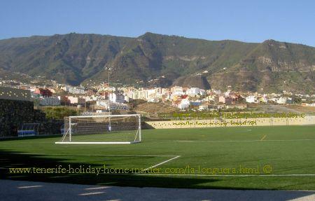 Soccer stadium Yeoward La Longuera
