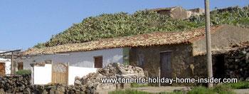 Stone house Teno Alto finca