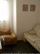 Study room or bedroom by Realejos apartment rental