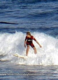 Surf rider Puerto de la Cruz Martianez