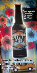 Tacoa surf beer for surfers
