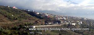 Tacoronte El Sauzal rural Tenerife