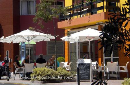 Taperia Punto de Encuentro La Longuera tapas Pintxos bar in Tenerife