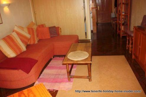 Tenerife apartamento con calidad de vida muy cerca del Puerto de la Cruz.