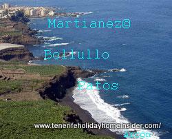 Beaches Orotava featuring Bollullo most