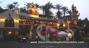 Tenerife Christmas Realejos at the monk's mountain