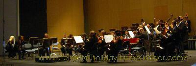 Tenerife concert at Auditorium in the capital