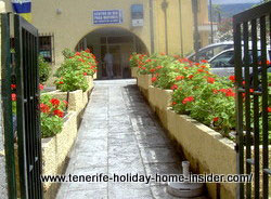 Tenerife elderly club