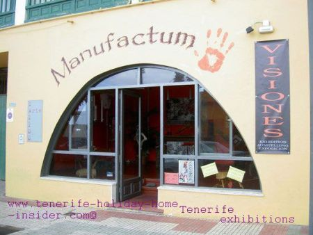Tenerife exhibitions by Manufactum Tenerife Puerto Cruz