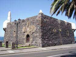 Garachico castillo a fort