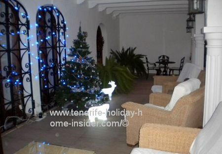 Tenerife luxury villa for rent