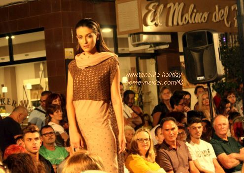 Tenerife Moda by Abissi Spanish fashion with very much flair that is casual and elegant.